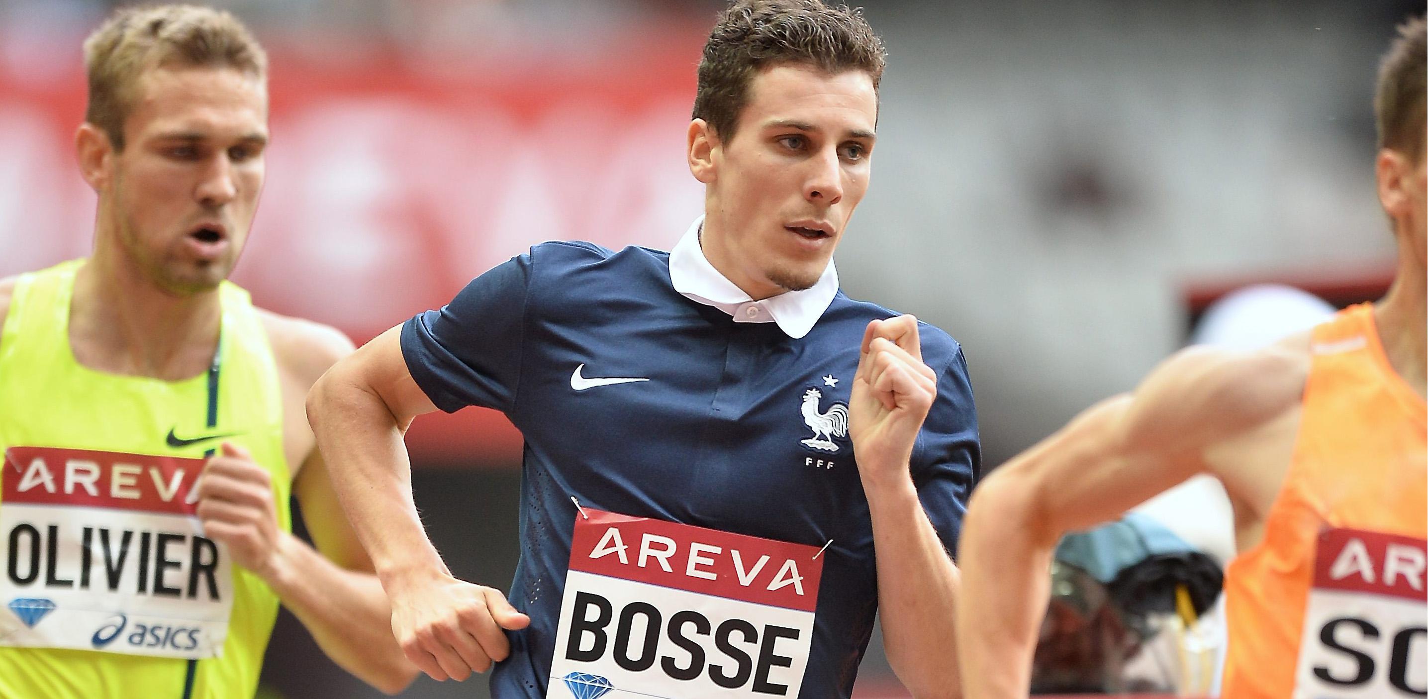 ATHLETISME : Meeting Areva - IAAF Diamond League - 05/07/2014